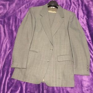 Towncraft wool suit